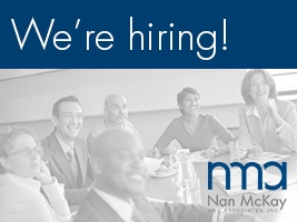 Join the NMA team!