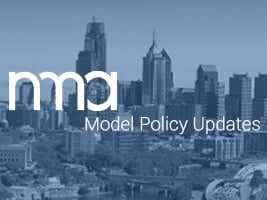 NMA Model Policies: Second revision for 2017
