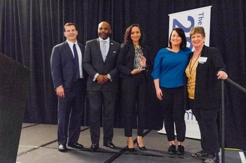 Fort Wayne Housing Authority award winners