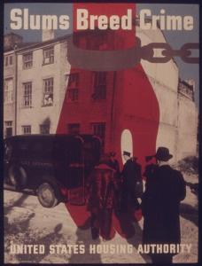 USHA poster, 1940s